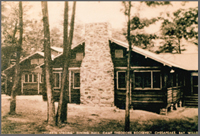 Dining Hall at Camp Roosevelt