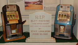 Slot Machine Display